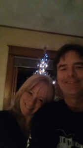 Andrea and me, Christmas 2014 4