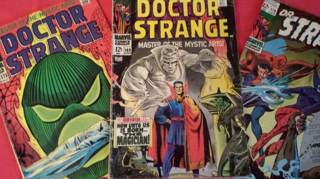 Dr. Stephen Strange