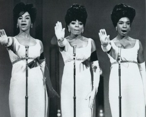 As cool as cool could be: Diana Ross and the Supremes