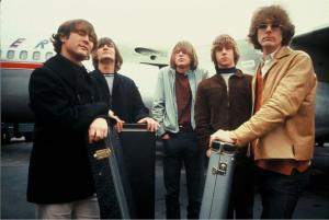 Taking us eight miles high: the Byrds